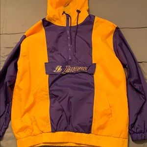 NBA Lakers Anorak Jacket